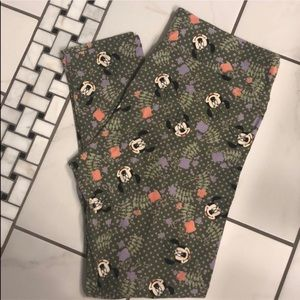 LuLaRoe legging Mickey